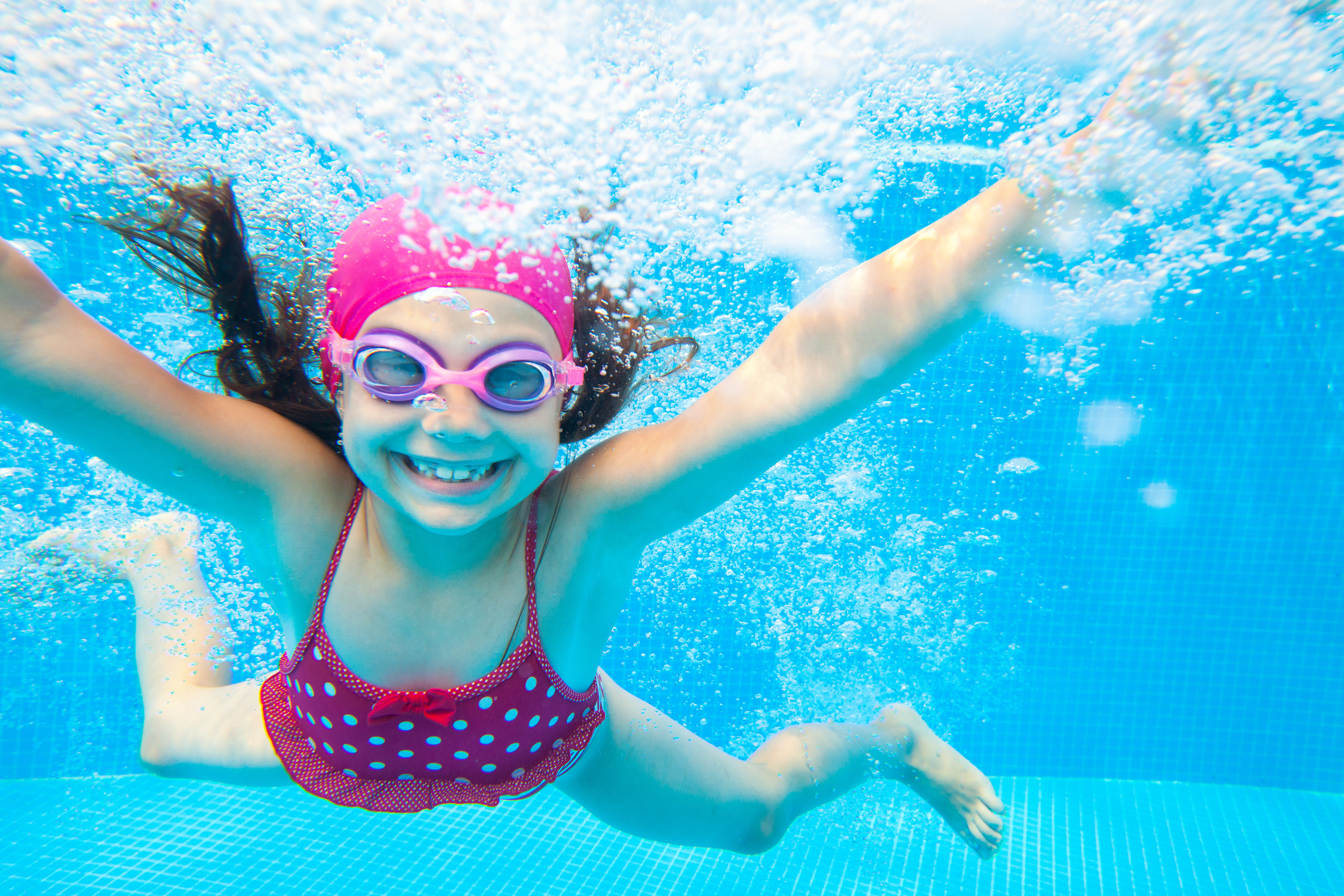 The Benefits of Taking Swimming Lessons During the Winter Months