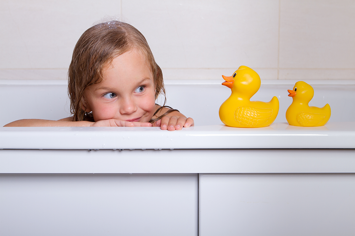How to Get the Most Out of Bath Time During Lockdown