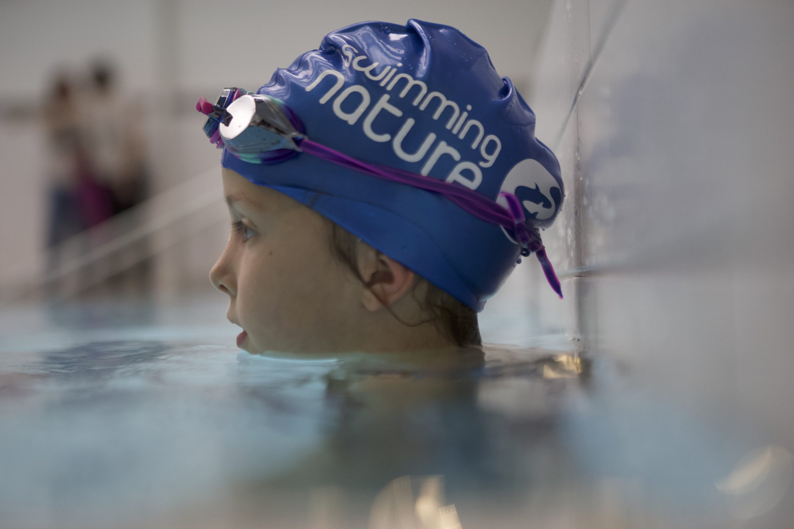 HOW SWIMMING USES THE BODY AND MIND TO AIDE SELF-CONFIDENCE